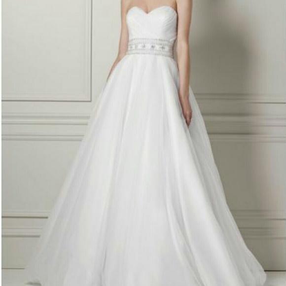 Oleg cassini dresses wedding dress cpk440 poshmark oleg cassini wedding dress cpk440 junglespirit Gallery